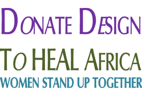Donate Design to HEAL Africa