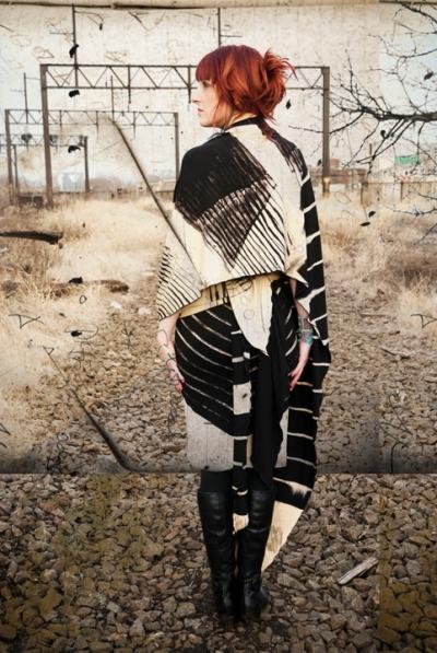 Julia Blaukopf Photography, Melissa D'Agostino Textile Design