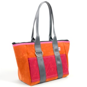 Fabric Horse Tote