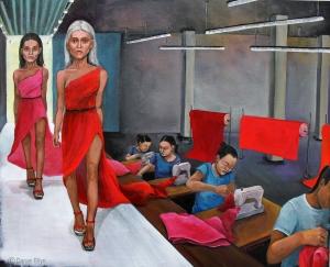"""""""Fast Fashion"""" by Dana Ellyn"""